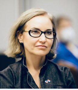Вера Розанова для интервью